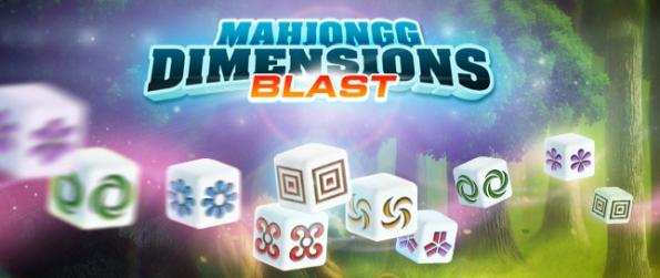 Mahjong Blast - Play The 3D Mahjong jeu original!