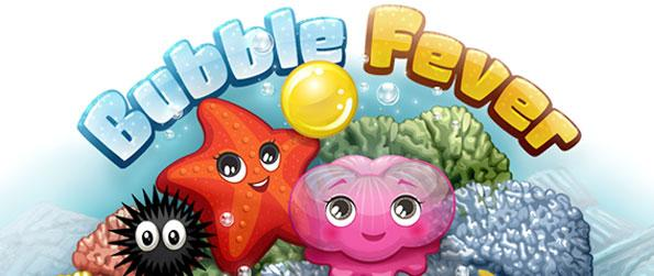 Bubble Fever - battre l'horloge de cette rapide Facebook Bubble Game.