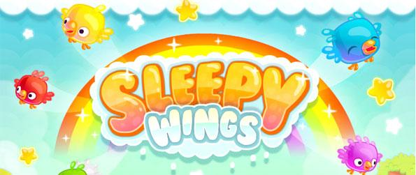 Sleepy Wings - Enjoy a brilliant match 3 swipe game free on Facebook.